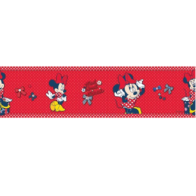 Self-adhesive purl Minnie Mouse