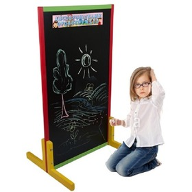 Children's Blackboard - Colourful, 3Toys.com
