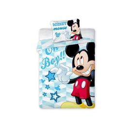 Mickey Mouse 05 Children's Bedding Set