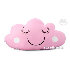 Pillow cloud pink, Mint Kitten