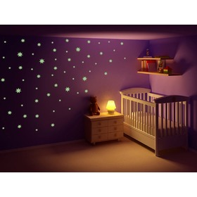 Wall stickers- Shining stars, Housedecor