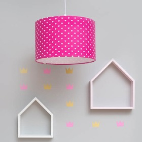 Shelf house pink, funwithmum