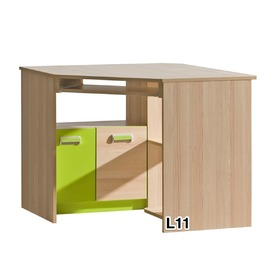 Corner writing table L11