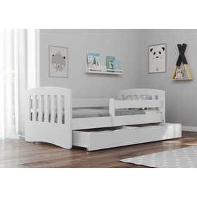 Classic cot - white, All Meble