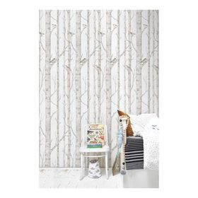 Wallpaper DEKORNIK Scandinavian Birch Forrest