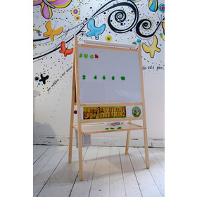 4-in-1 Children's Magnetic Easel