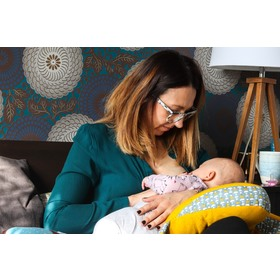 Breastfeeding pillow Lama, Studio Kit