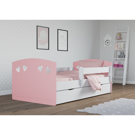 Julie's cot - pink, All Meble