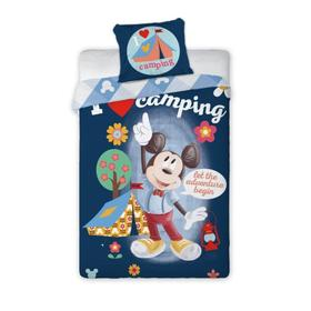 Children's bed linen Mickey Mouse Camping, Faro