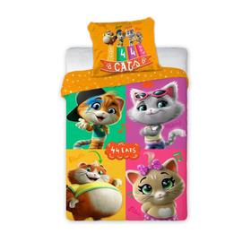 Children's bedding 44 Cats - 4 cats, Faro, 44 Cats