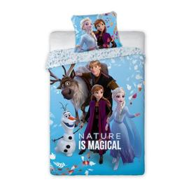 Children's bedding Frozen 2 - Nature is magical, Faro, Frozen