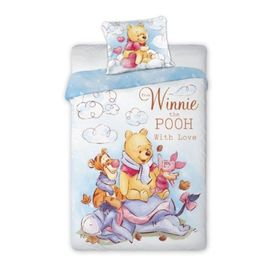 Children's bed linen Teddy bear Pooh and friends