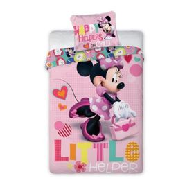 Children's bed linen Minnie Mouse - Little helper, Faro, Minnie Mouse