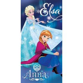 Baby towel Frozen - Elsa and Anna