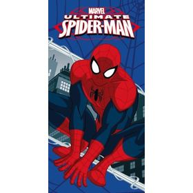 Ultimate Spider-Man baby towel, Faro, Spiderman