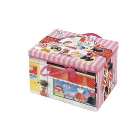 Baby folding cloth chest Minnie Mouse, Arditex, Minnie Mouse