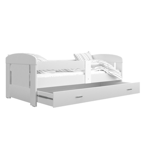 Children's bed Filip - white