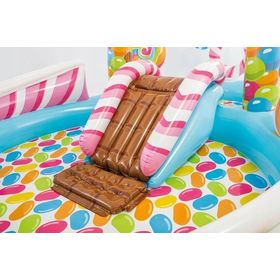 Childlike inflatable swimming pool Candy, EcoToys