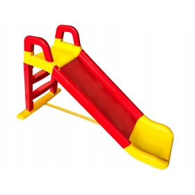 Baby slide Happy 140 cm - red-yellow, Mabel