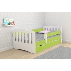 Classic Children's Bed - Green