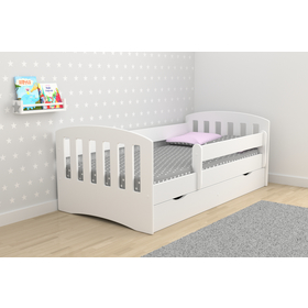 Classic Children's Bed - White