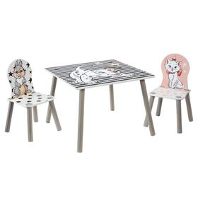 Children's table with chairs - Disney heroes, Moose Toys Ltd , Walt Disney Classics