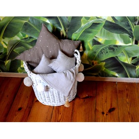 LILU Wicker basket to toys, LILU