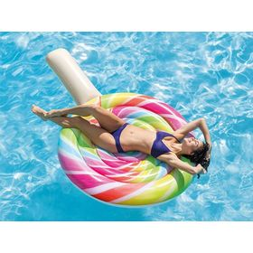 Inflatable lounger Lollipop, EcoToys