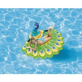 Inflatable lounger Peacock, EcoToys