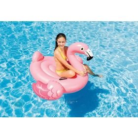 Inflatable lounger Flamingo, EcoToys