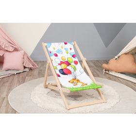 Children's beach chair Bear