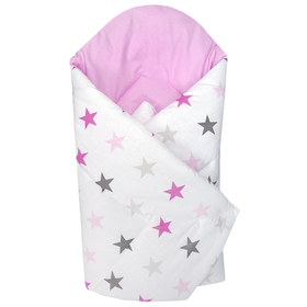 Wrappers Stars - pink, Ankras